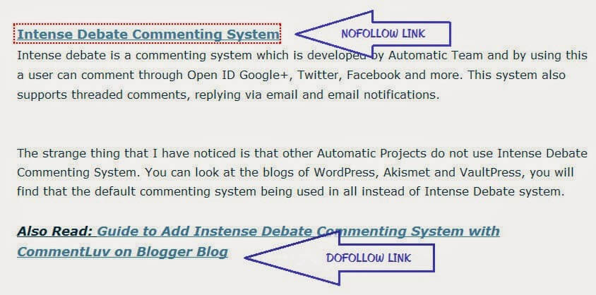 How to Check Whether Link is Dofollow or Nofollow
