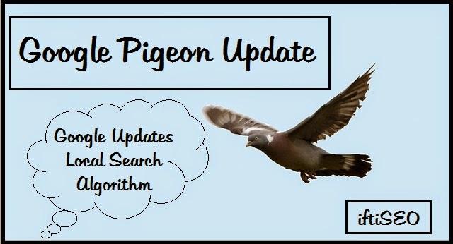 Pigeon Update: Google Updates Local Search Algorithm