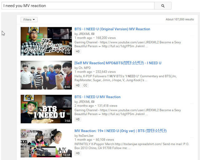 Guide to Earn Money Making MV Reactions on Youtube