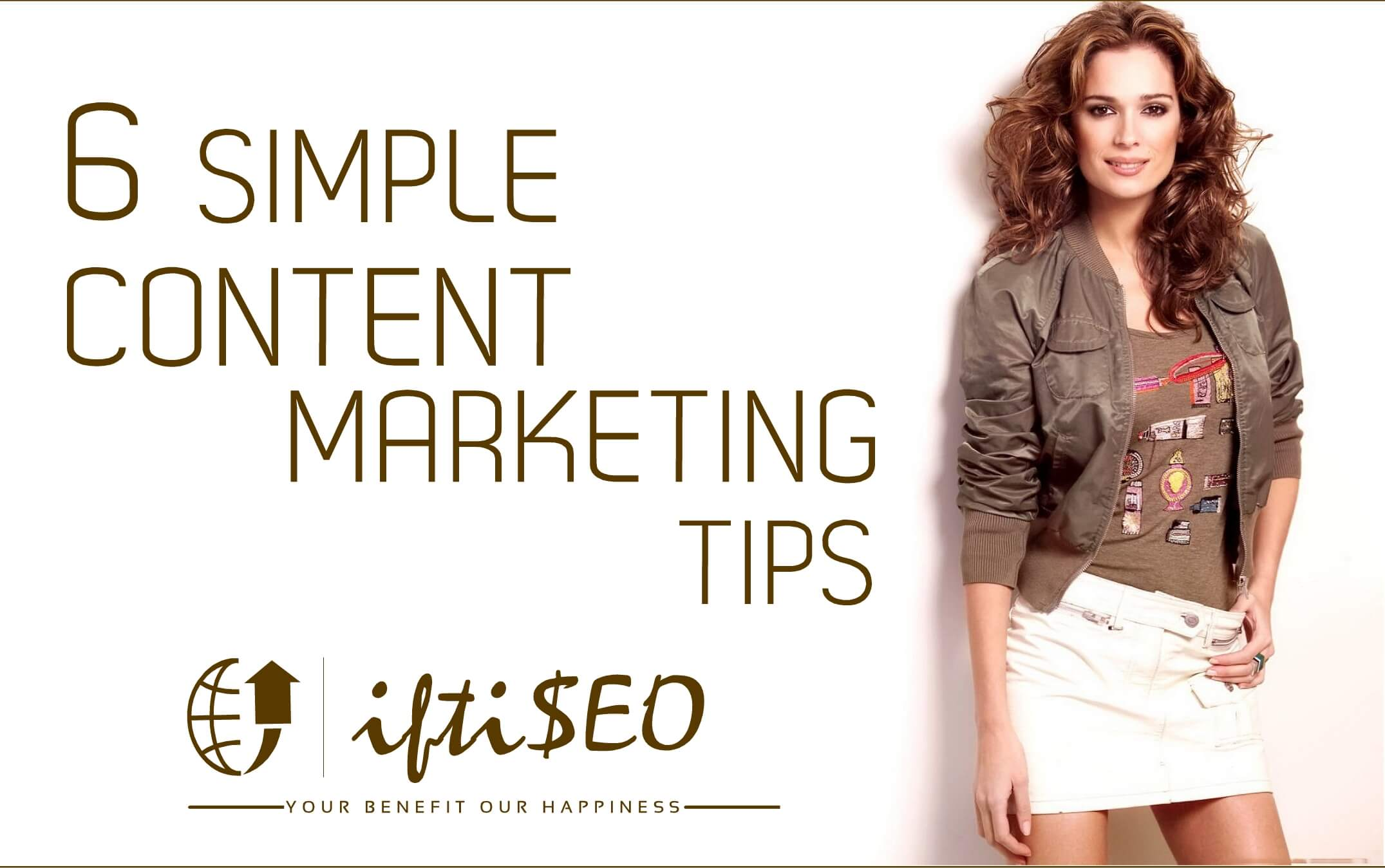 6 content marketing tips