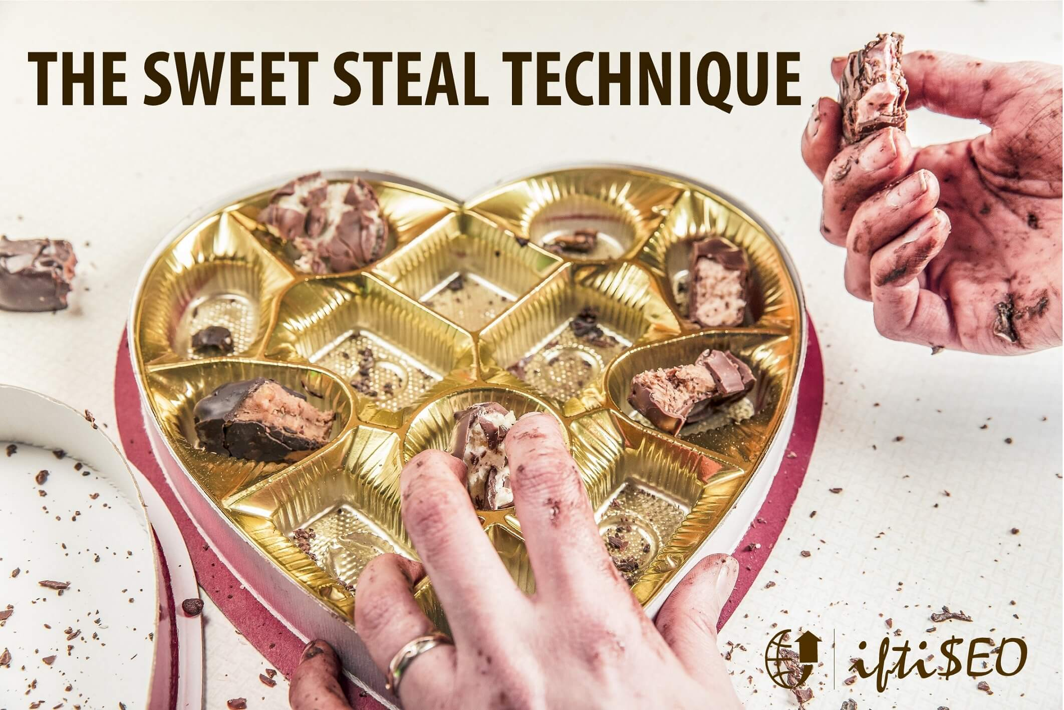 The Sweet Steal Technique: Guide to Boost your Blog Traffic