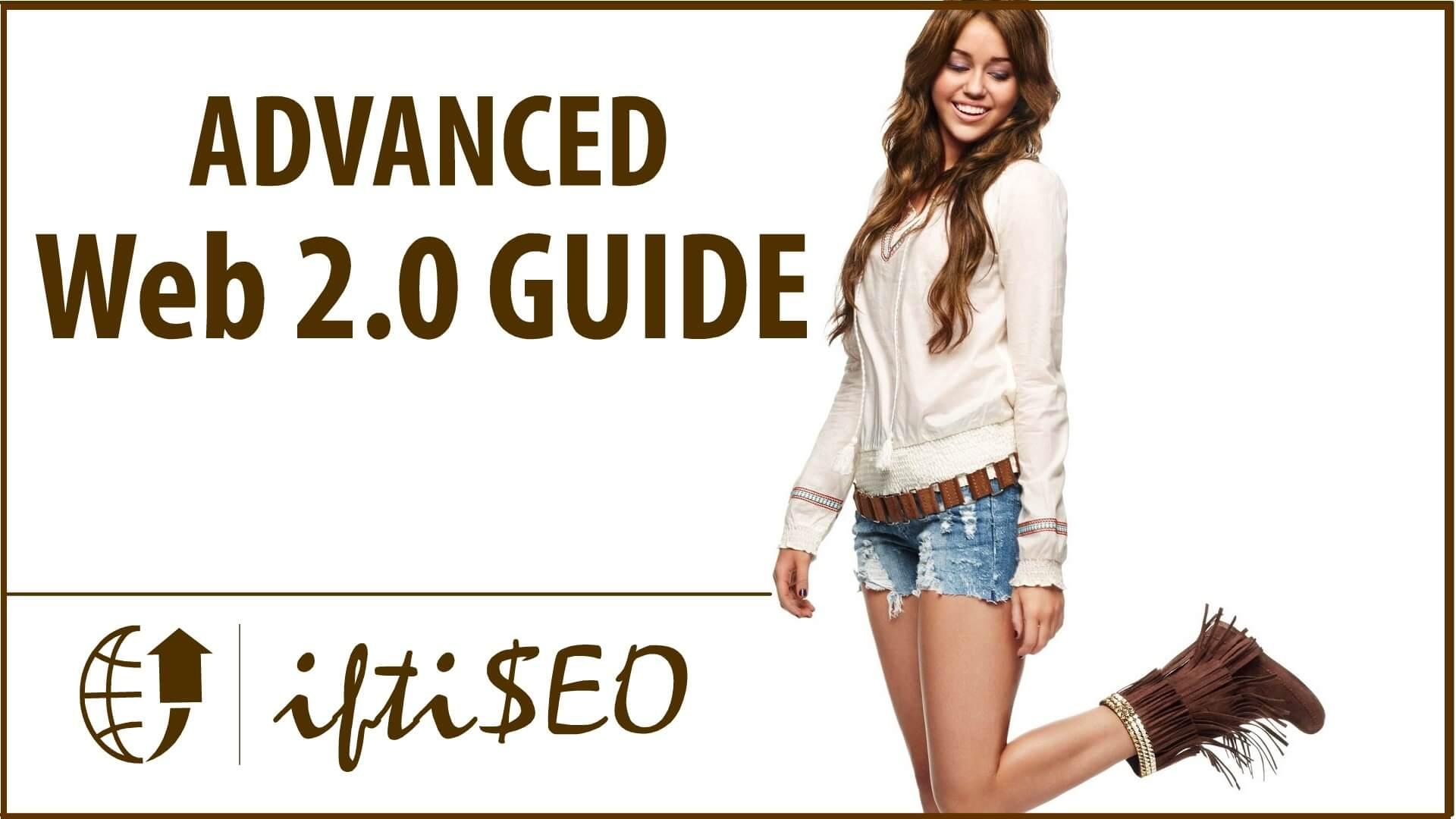 advanced web 2.0 guide