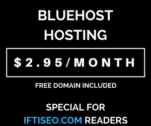 Best Bluehost Hosting Deal