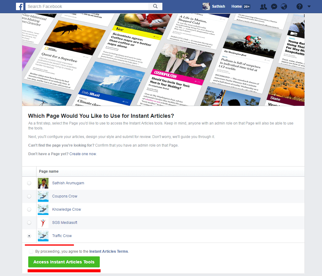 Facebook Instant Article 1